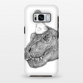 Galaxy S8 plus  Party Dinosaur by