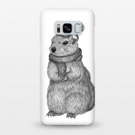 Galaxy S8+  Chilly Chipmunk by ECMazur