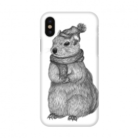 iPhone Xs/X  Chilly Chipmunk by ECMazur