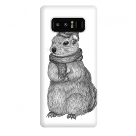 Galaxy Note 8  Chilly Chipmunk by ECMazur