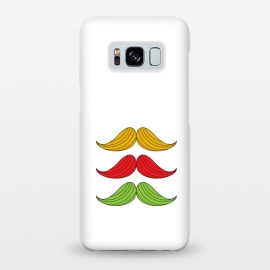 Galaxy S8+  mustache colors by TMSarts