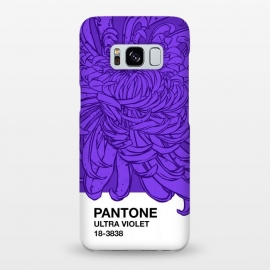 Galaxy S8+  Pantone ultra violet  by Evgenia Chuvardina