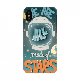 iPhone X  We are all made of stars 002 by