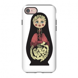 iPhone 8/7  Russian doll by Evgenia Chuvardina