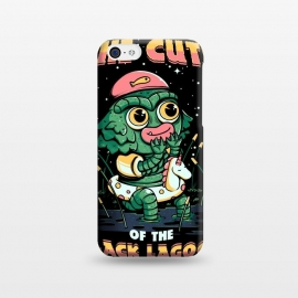 iPhone 5C  Cute of the black lagoon! by Ilustrata