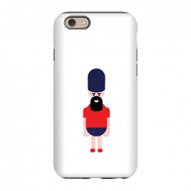iPhone 6/6s  cartoon guard standing  by TMSarts