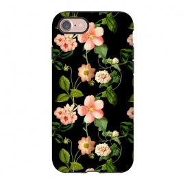 iPhone 8/7  Beautiful vintage flowers by Utart