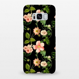 Galaxy S8+  Beautiful vintage flowers by Utart