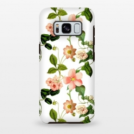 Galaxy S8+  Lovely vintage flower pattern by Utart