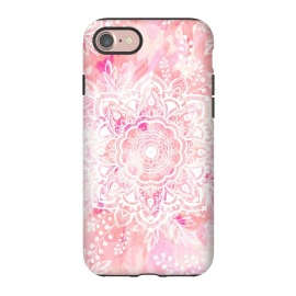 iPhone 8/7  Queen Starring of Mandalas-Rose by ''CVogiatzi.