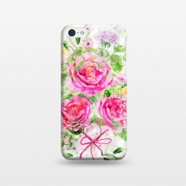 iPhone 5C  Camellias Bouquet by Creativeaxle
