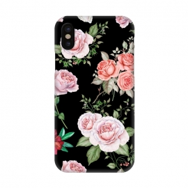 iPhone X  Dream Rose by Creativeaxle