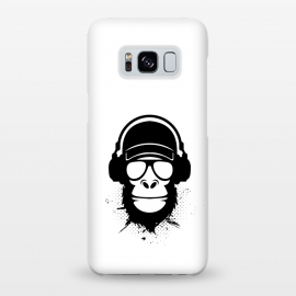 Galaxy S8+  cool dude monkey by TMSarts