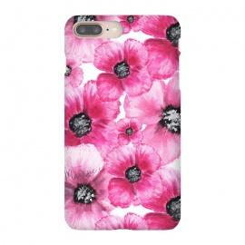 iPhone 8/7 plus  Flores Fux by
