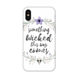 Something wicked by Laura Nagel