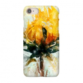 iPhone 8/7  Born in Sunflower by Creativeaxle