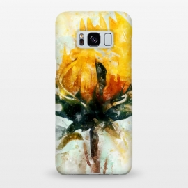 Galaxy S8+  Born in Sunflower by Creativeaxle