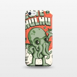 Cutethulhu! by Ilustrata (Cute, cthulhu, Lovecraft, Call of Cthulhu, book, horror, 30s, retro, vintage, monster, sea, green)