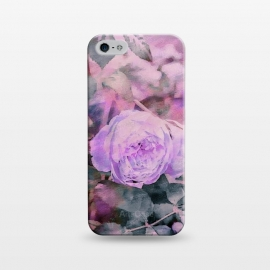 iPhone 5/5E/5s  Rose Mixed Media Art by Andrea Haase