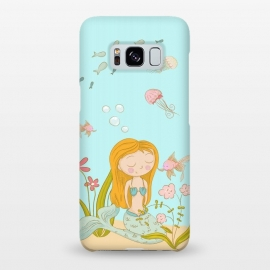 Galaxy S8+  Little Mermaid by Utart