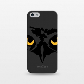 iPhone 5/5E/5s  Dark Owl by Majoih