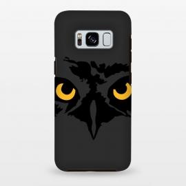 Galaxy S8 plus  Dark Owl by