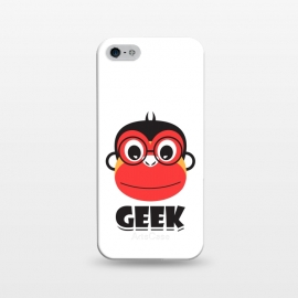 iPhone 5/5E/5s  geek monkey by TMSarts