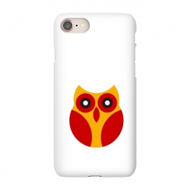 iPhone 8/7  little owl shape by TMSarts