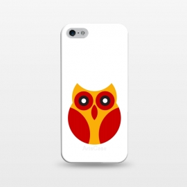 iPhone 5/5E/5s  little owl shape by TMSarts