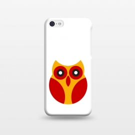 iPhone 5C  little owl shape by TMSarts