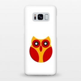 Galaxy S8+  little owl shape by TMSarts