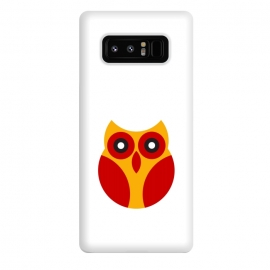 Galaxy Note 8  little owl shape by TMSarts
