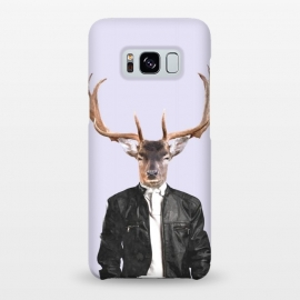 Galaxy S8+  Fashionable Deer Illustration by Alemi