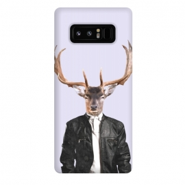 Galaxy Note 8  Fashionable Deer Illustration by Alemi