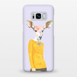 Galaxy S8+  Fashionable Antelope Illustration by Alemi