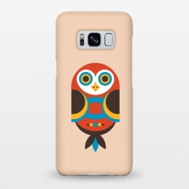 Galaxy S8+  abstract Owl by TMSarts