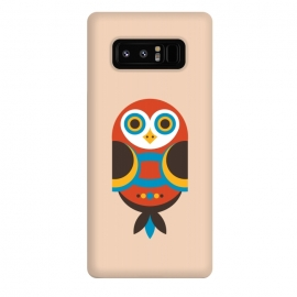 Galaxy Note 8  abstract Owl by TMSarts