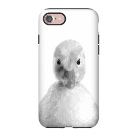 iPhone 8/7  Black and White Duckling by Alemi