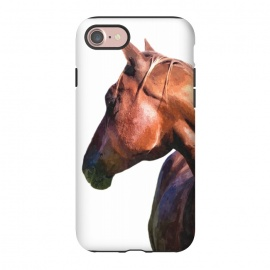 iPhone 8/7  Horse Portrait by Alemi