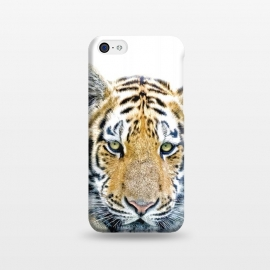 iPhone 5C  Tiger Portrait by Alemi