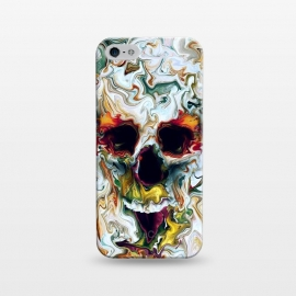 iPhone 5/5E/5s  Skull by Riza Peker