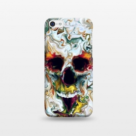 iPhone 5C  Skull by Riza Peker