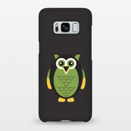 Galaxy S8+  fat Owl by TMSarts