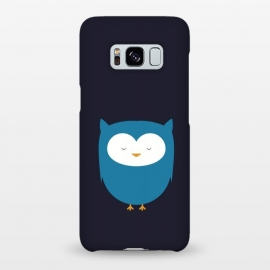 Galaxy S8+  cute owl standing by TMSarts
