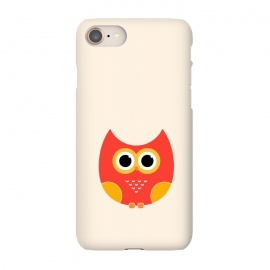 iPhone 8/7  Owl Cartoon by TMSarts