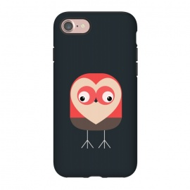 iPhone 8/7  valentine Owl by TMSarts