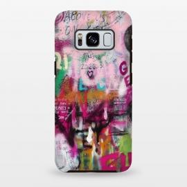 Galaxy S8 plus  Cool Graffiti Wall Art by