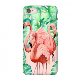 iPhone 8/7  Flamingo Ivelin by ''CVogiatzi.