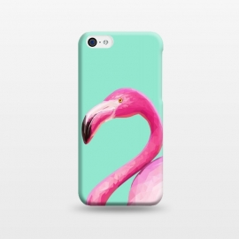iPhone 5C  Flamingo Baby by ''CVogiatzi.