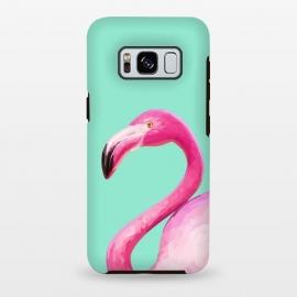 Galaxy S8 plus  Flamingo Baby by